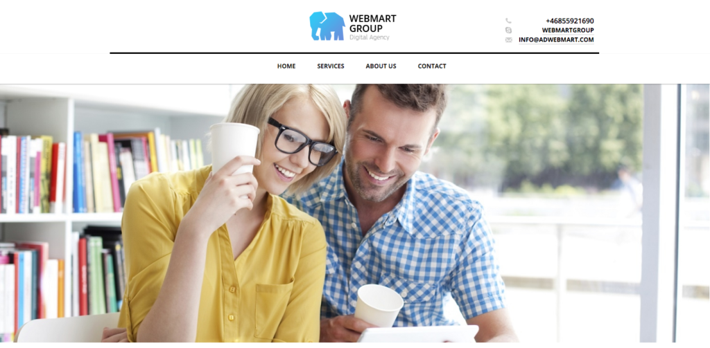 Webmart Group - Belarus - Digital - Agency