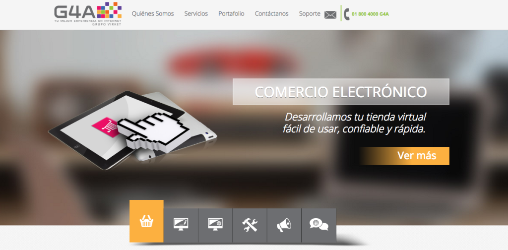 G4a - Digital - Agency - Mexico
