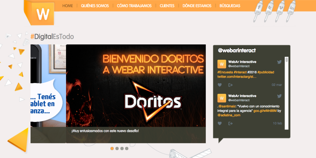 Webar - Digital - Agency - Buenos Aires