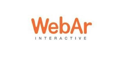 Webar logo