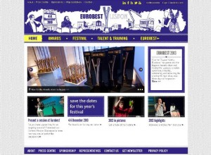 Eurobest home page