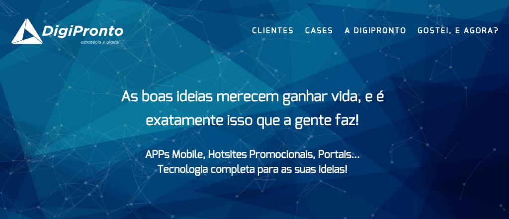 Digipronto - Digital - Agency - Brasil