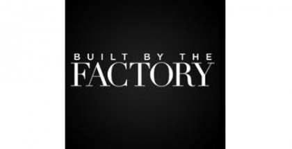 built by the factiory