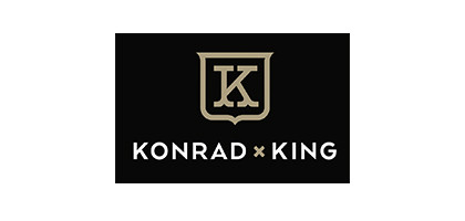 Konrad + King Logo