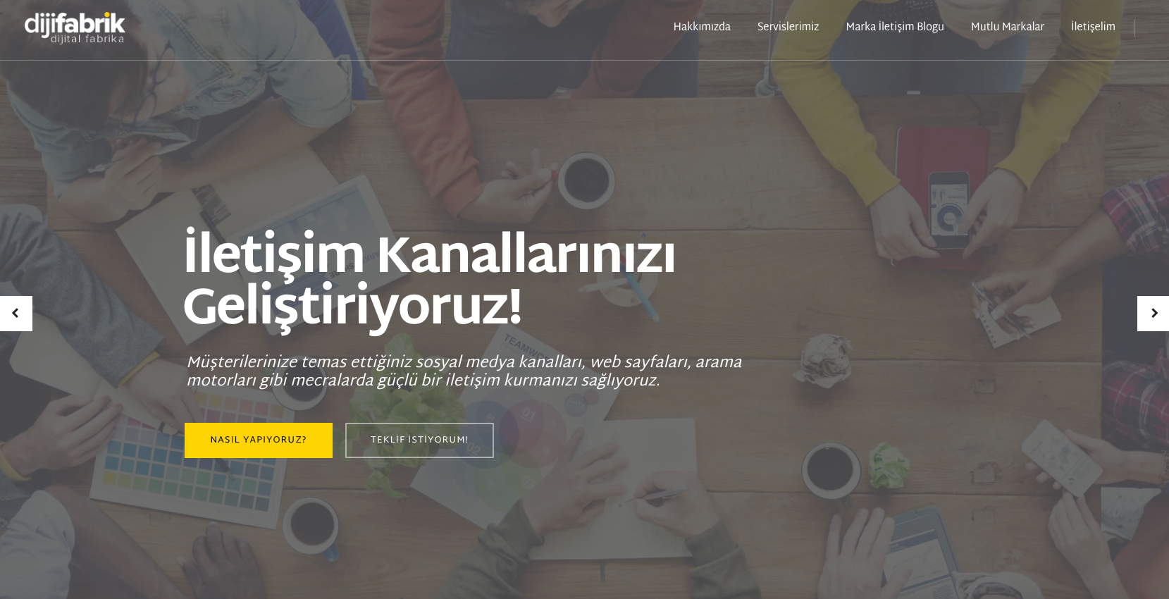 Dijifabrik - Turkey - Agency - Digital
