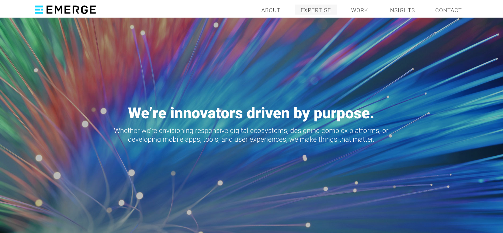 Emerge Interactive - Portland - Agency - Digital