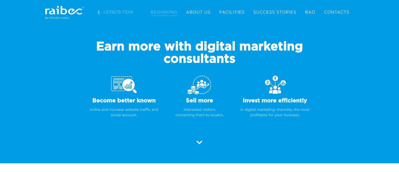 Raibec - Lithuania - Agency - Digital