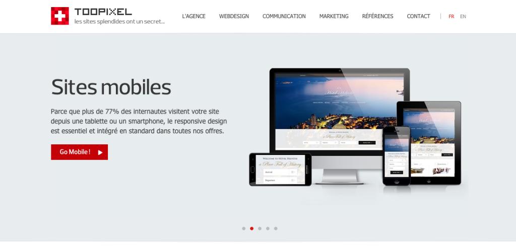 Too Pixel - Switzerland - Digital - Agency