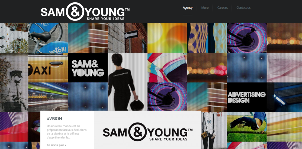 Sam&Young - Luxembourg - Digital - Agency