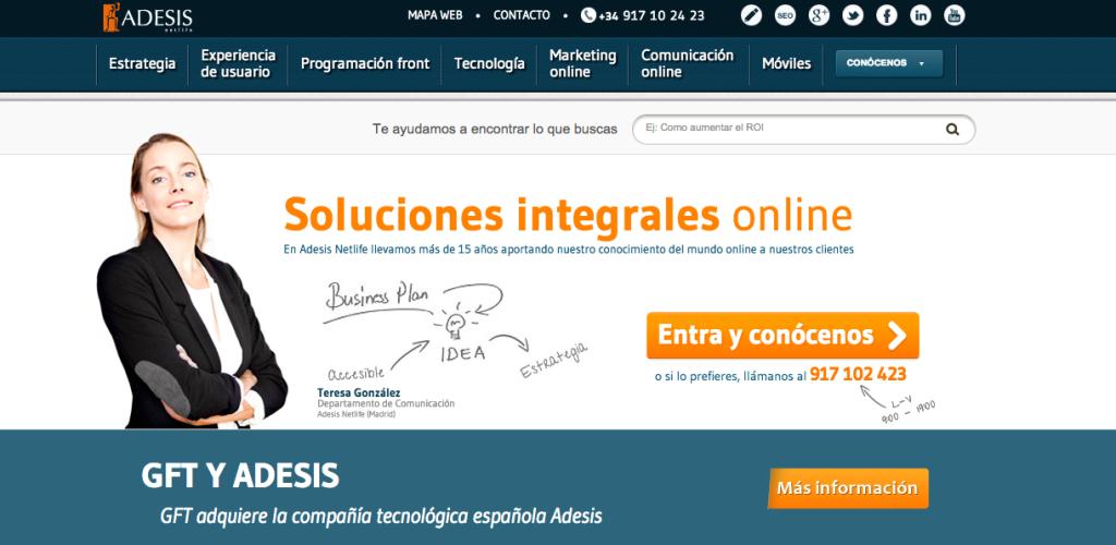 Adesis - Spain - Digital - Agency