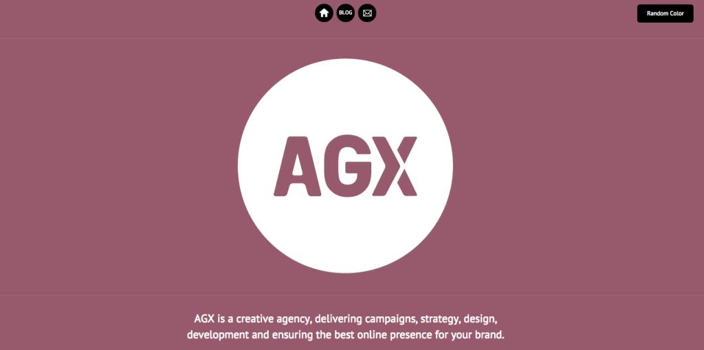 AGX - Digital - Agency - Belgium