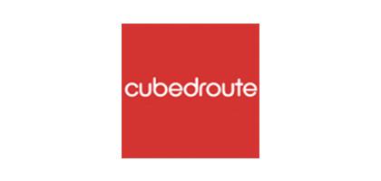 Cubedroute Logo