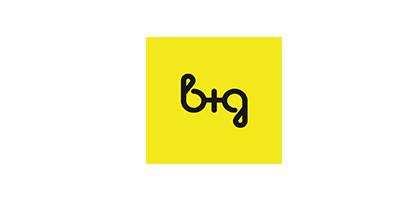 B+G Logo