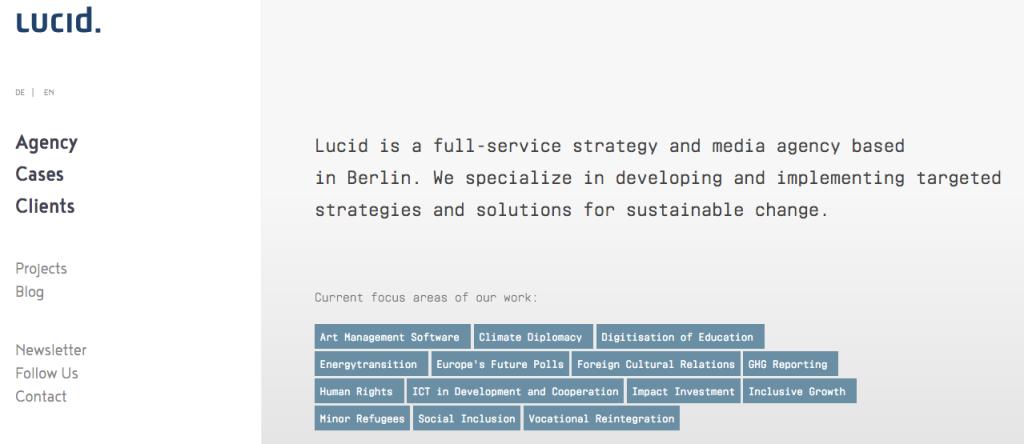 Lucid Digital Agency Germany