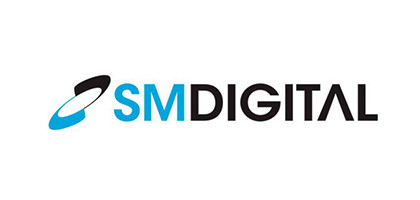 SM Digital Logo