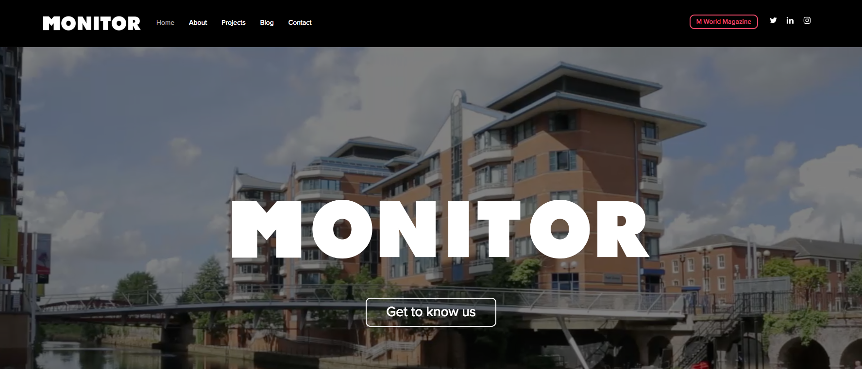 Monitor Creative - Manchester - Agency - Digital