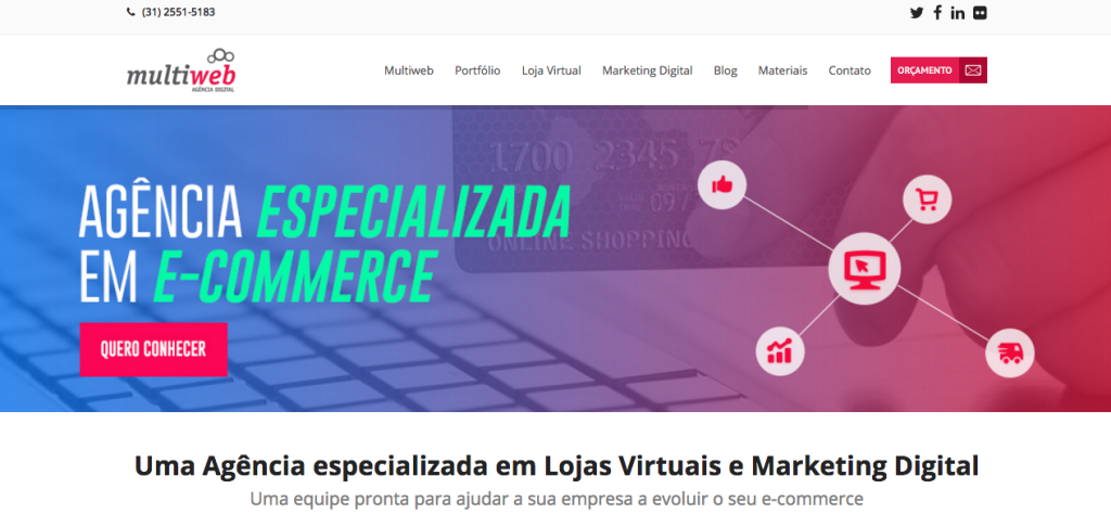 Multiweb - Digital - agency - Brazil