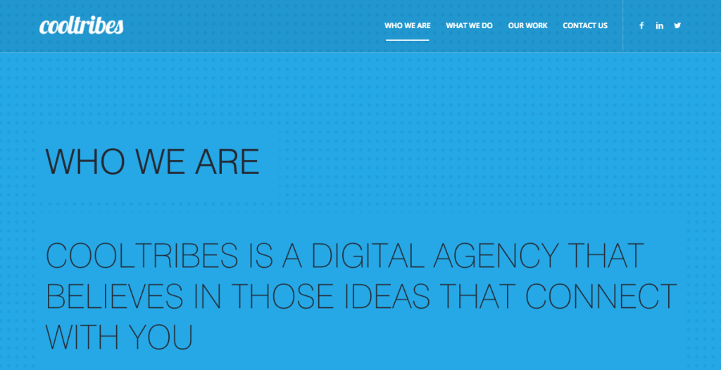 CoolTribes - Bern - Digital - Agency