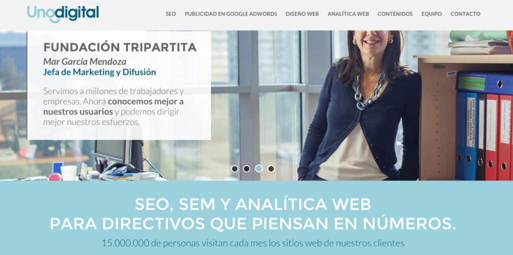 UNO - Spain - Digital - Agency