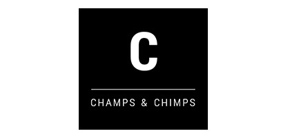 Champs & Chimps Logo