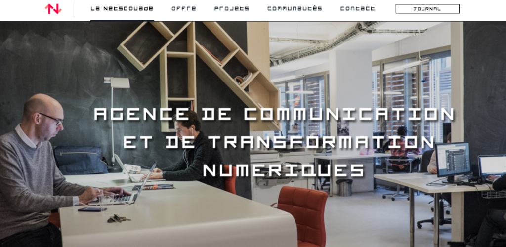La Netscouade - Paris - Digital - Agency