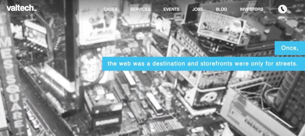 Valtech - Digital - agency - paris