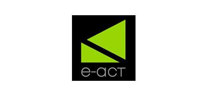 e-act Logo