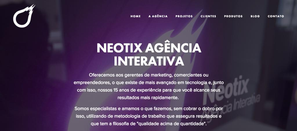 Neotix - Brasil - Digital - Agency