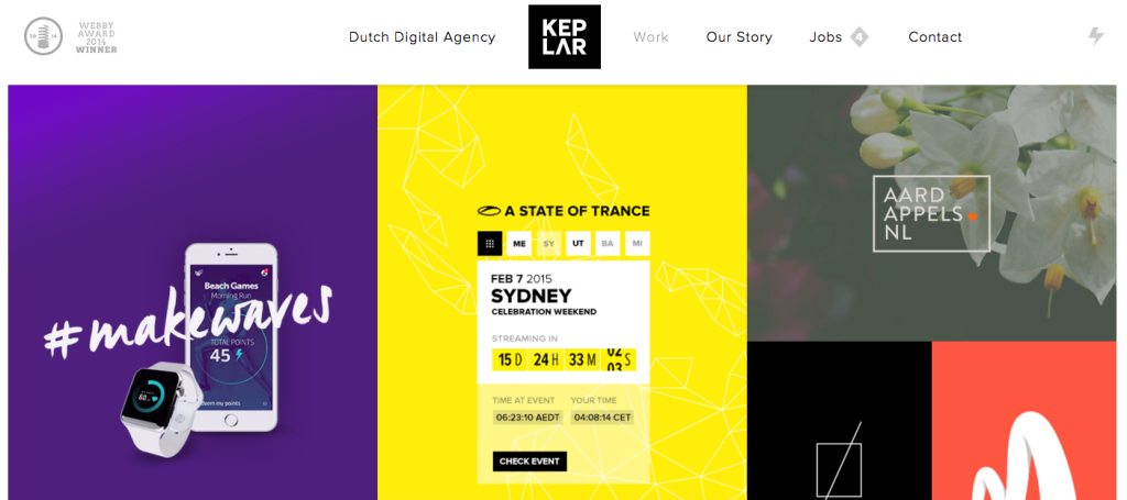 keplar - netherlands - digital - agency