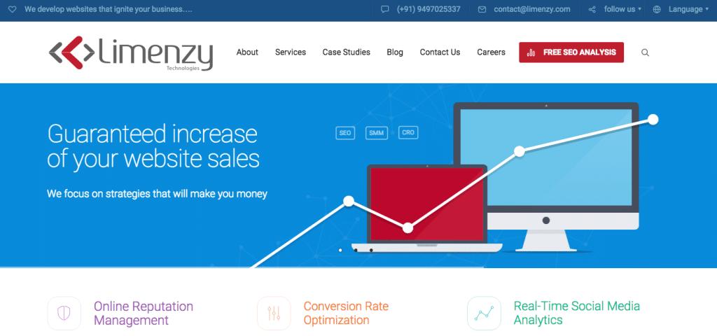 Limenzy Technologies-Digital-Agencies
