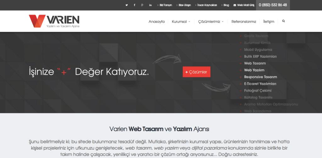 Varien Yazılım ve Tasarım Ajansı-Digital-Agencies