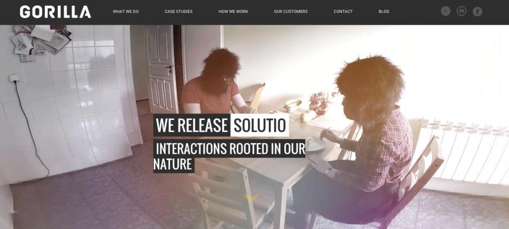 Gorilla - Digital agency - poland