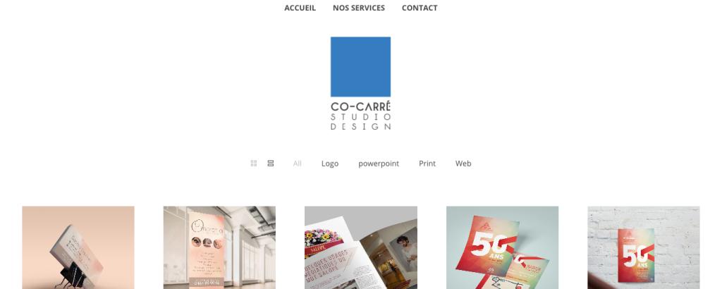 Co Carre - Brussels - Digital - Agency