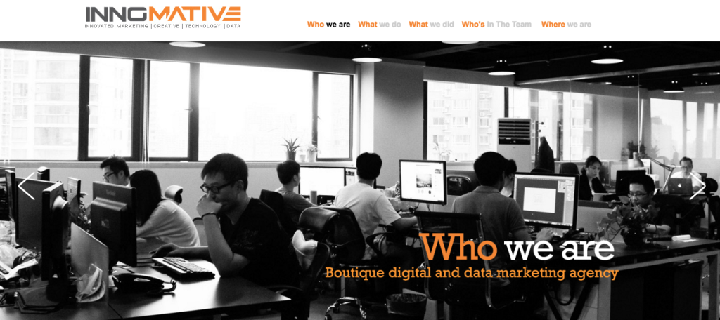 Innovative - Digital - Agency - China