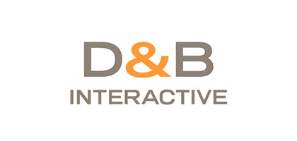 D&B Interactive Logo