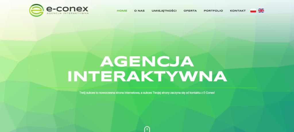 E-conex - Poland - Digital - Agency