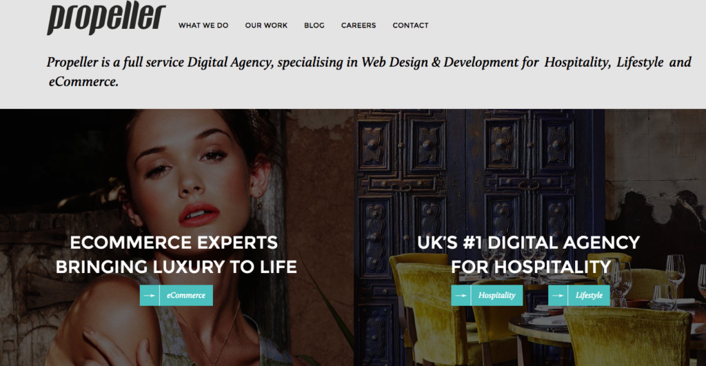 Propeller - London - Agency - Digital