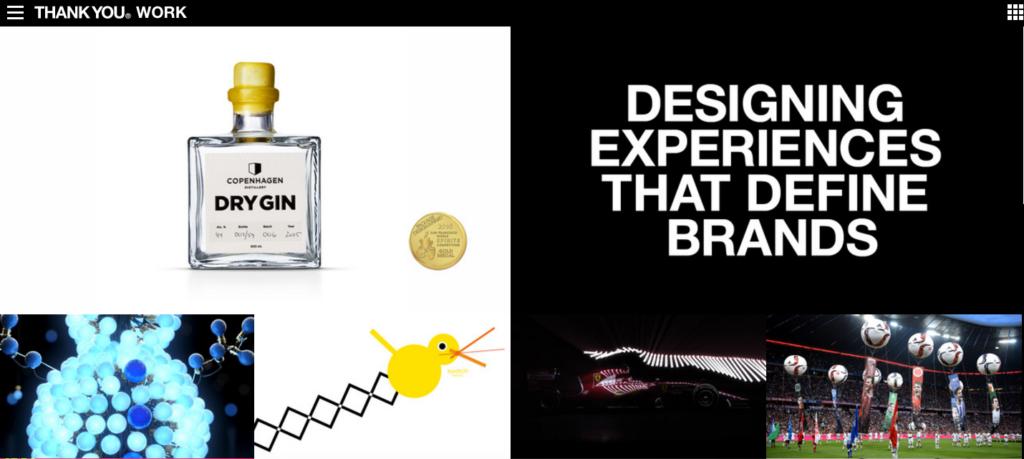 Thank you Studio - Copenhagen - Agency - Digital