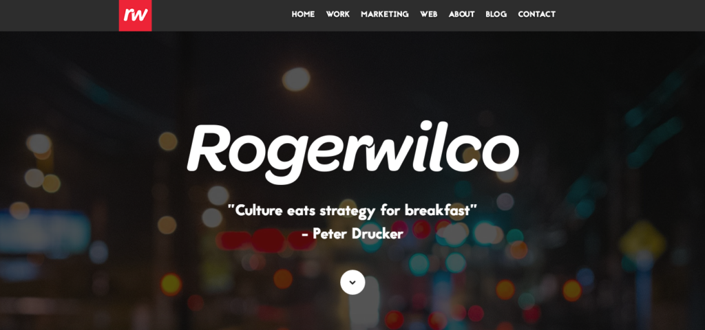 Roger Wilco - Cape Town - Agency - Digital