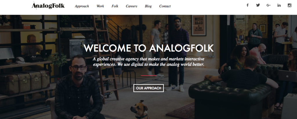 AnalogFolk - Sydney - Agency - Digital