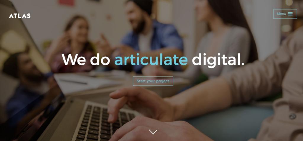 Atlas - Sydney - Agency - Digital