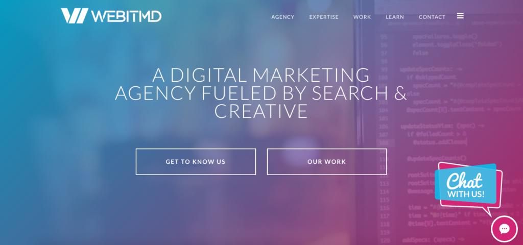 Webitmd - Los Angeles - Agency - Digital