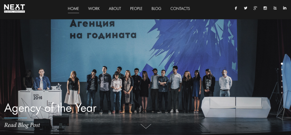 Next Digital creative - Bulgaria - Agency - Digital