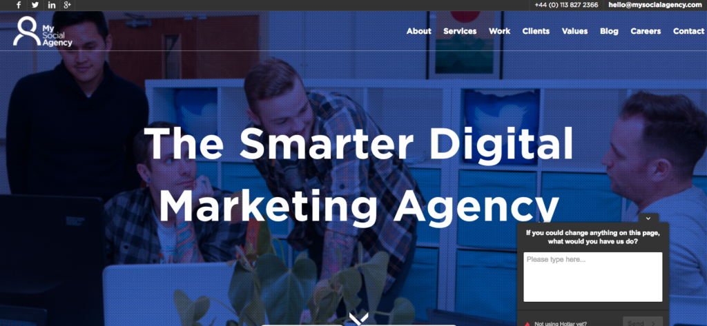 MySocialAgency - Leeds - Agency - Digital