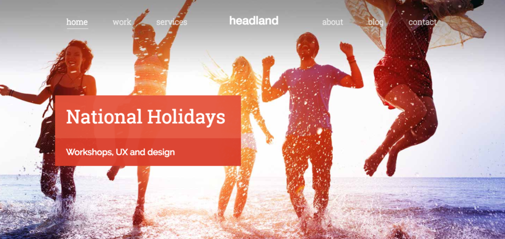 Headland - leeds - Agency - Digital