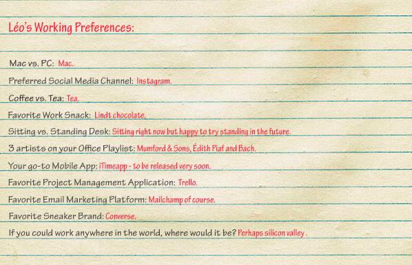 leo-preferences
