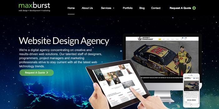 MAXBURST Best Digital Agencies New York