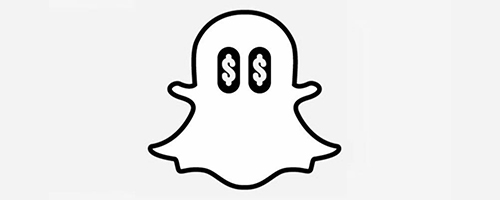 Can Snapchat's value be as ghostly as its user's posts?