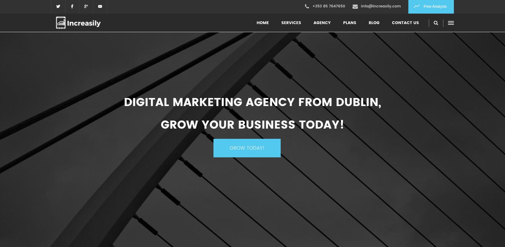 Increasily - Ireland - Agency - Digital