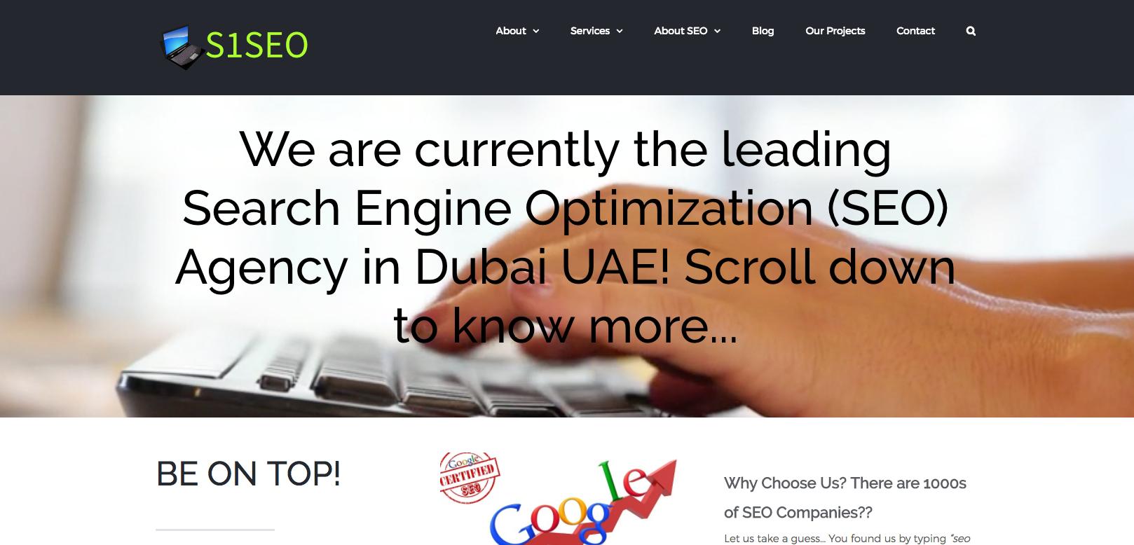 SEO Dubai Company FZC | Top Interactive Agencies